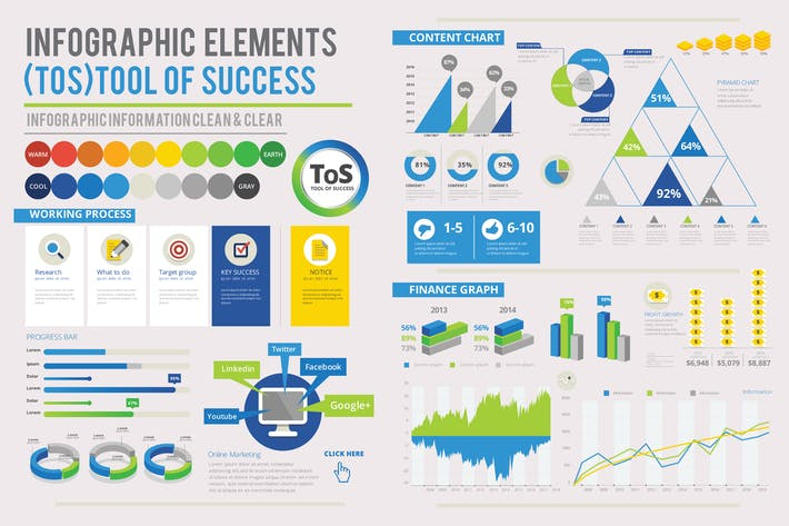 TOS-Tool of Success Infographic