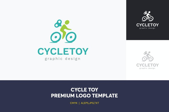 Thumbnail for Cycle Toy Logo