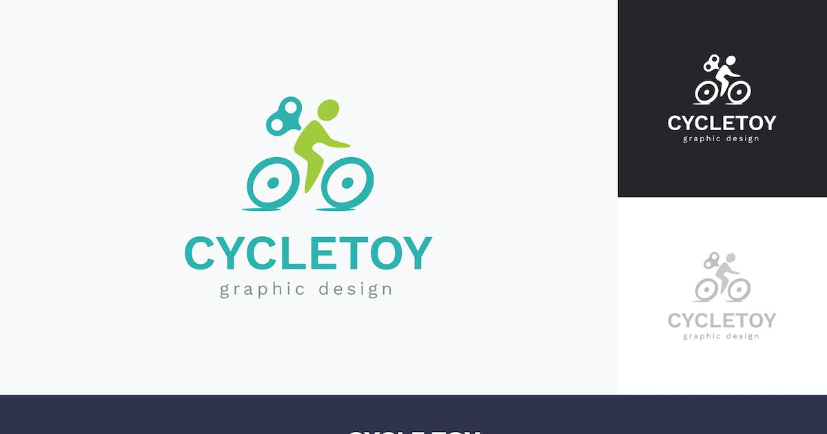 Download Cycle Toy Logo by ldnstudio