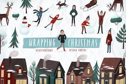 Wrapping Christmas