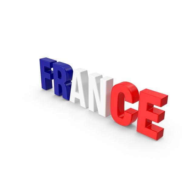 Frankreich Text