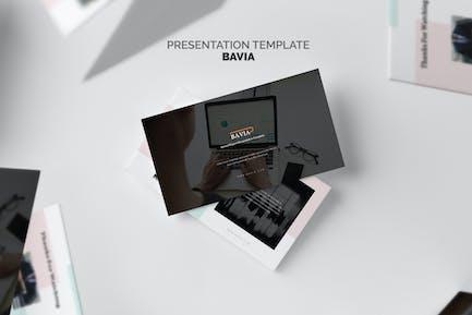 Bavia : Business Progress Report Keynote