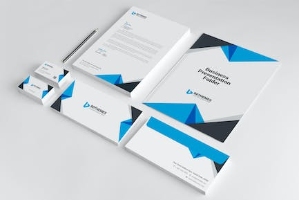 Business Stationery Template 09