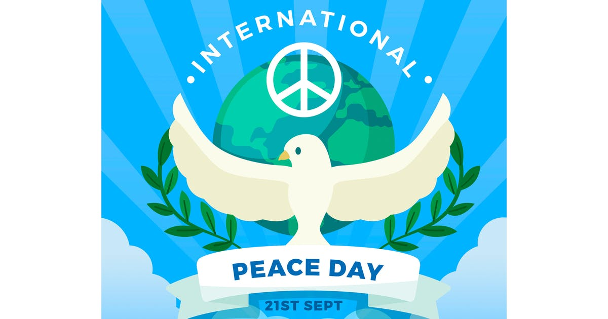 Download International Peace Day by MissChatZ