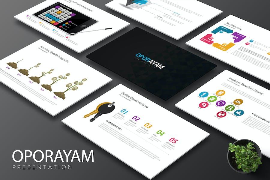 Oporayam Powerpoint