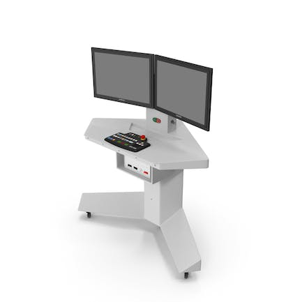 Mobile Control Panel Table