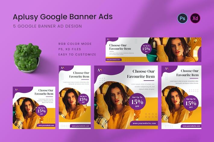 Aplusy Google Ads