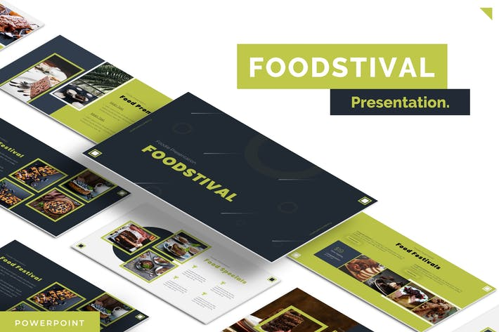 Foodstival - Powerpoint Template