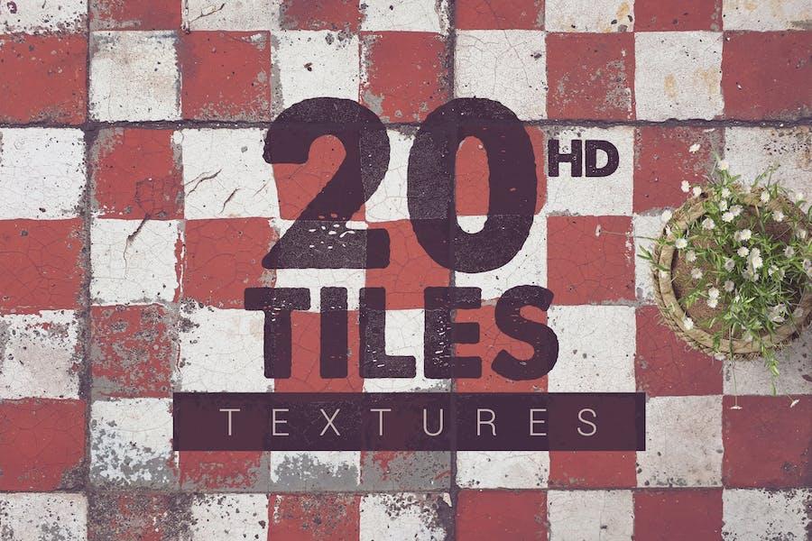 Tiles Textures x20
