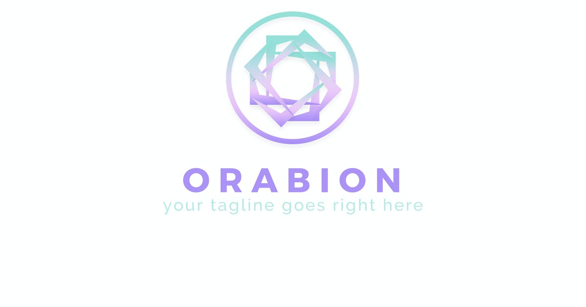 Download Orabion - Abstract Logo Template by ThemeWisdom