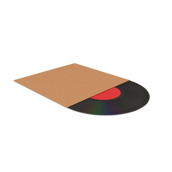 Thumbnail for Винил LP с рукавом