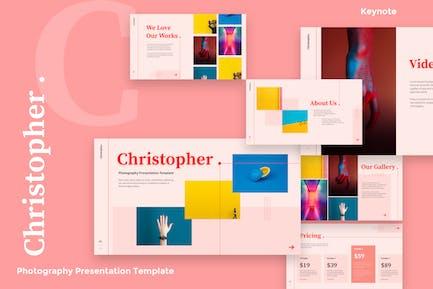 Portfolio Keynote Templates