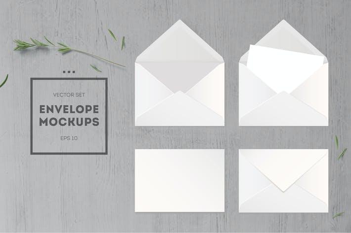 Thumbnail for Maquettes d'enveloppe