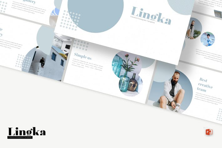 Thumbnail for Lingka - Powerpoint Template