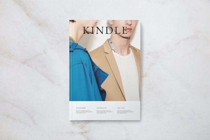Thumbnail for Журнал Kindle