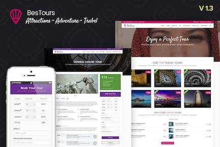 Bestours - Туры, Экскурсии и Путешествия