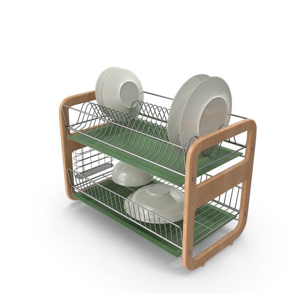 Стойка для посуды