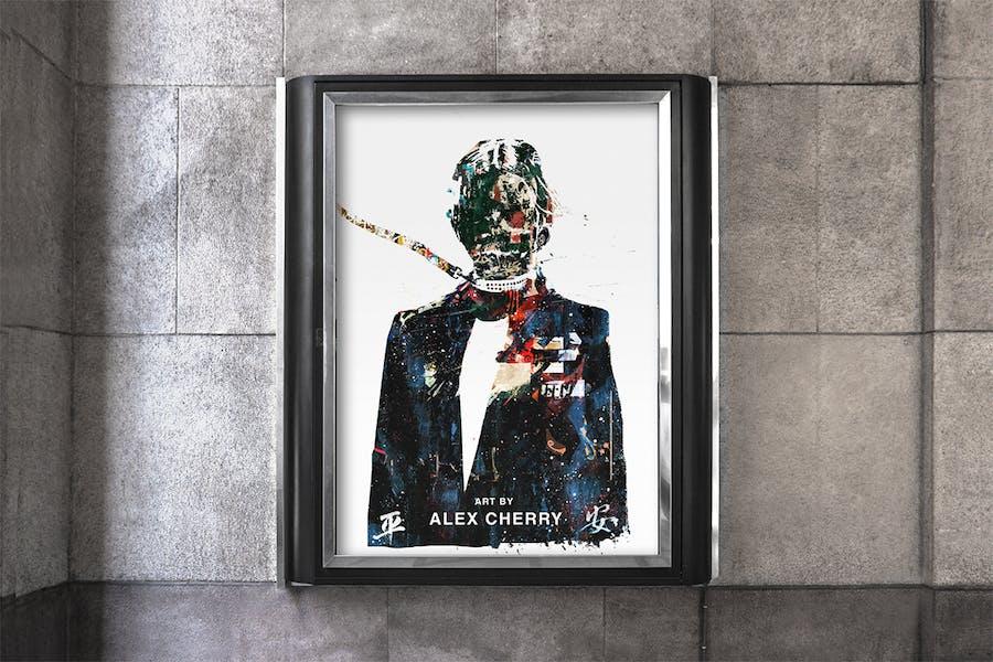 Urban Poster Mock-up