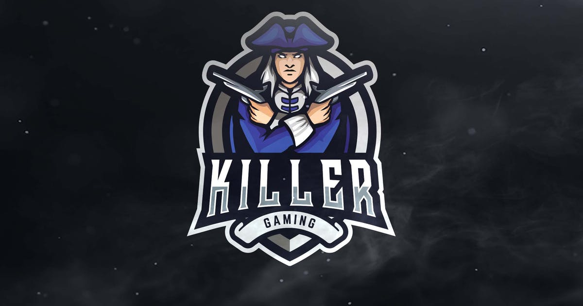 Download Killer Sport and Esports Logos by ovozdigital