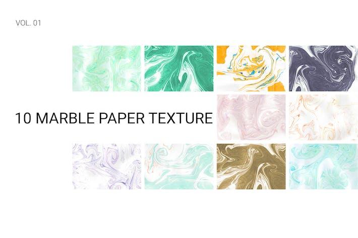 Thumbnail for Marmorpapier Textur Vol. 01