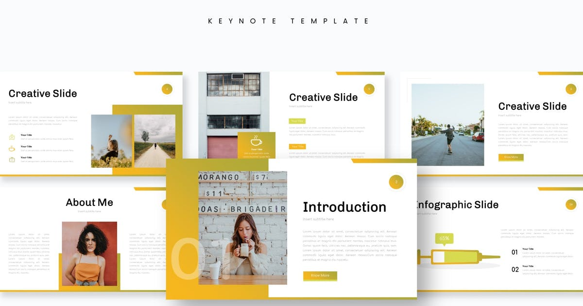 Download Tanesia - Keynote Template by aqrstudio
