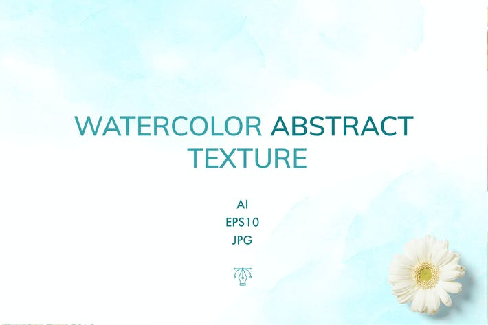 Thumbnail for Watercolor abstract texture