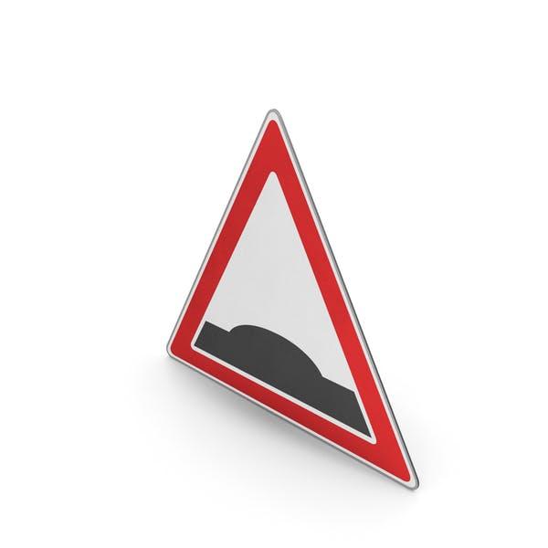 Road Sign Bump
