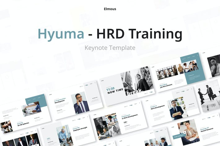 Hyuma - Human Resource & Development Training