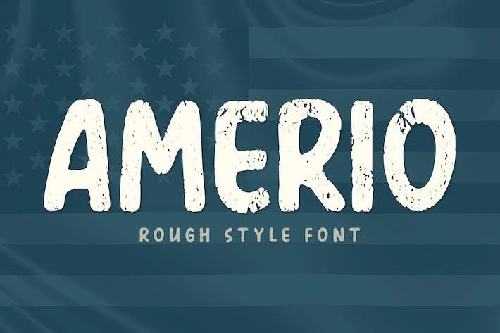 Thumbnail for Amerio Rough