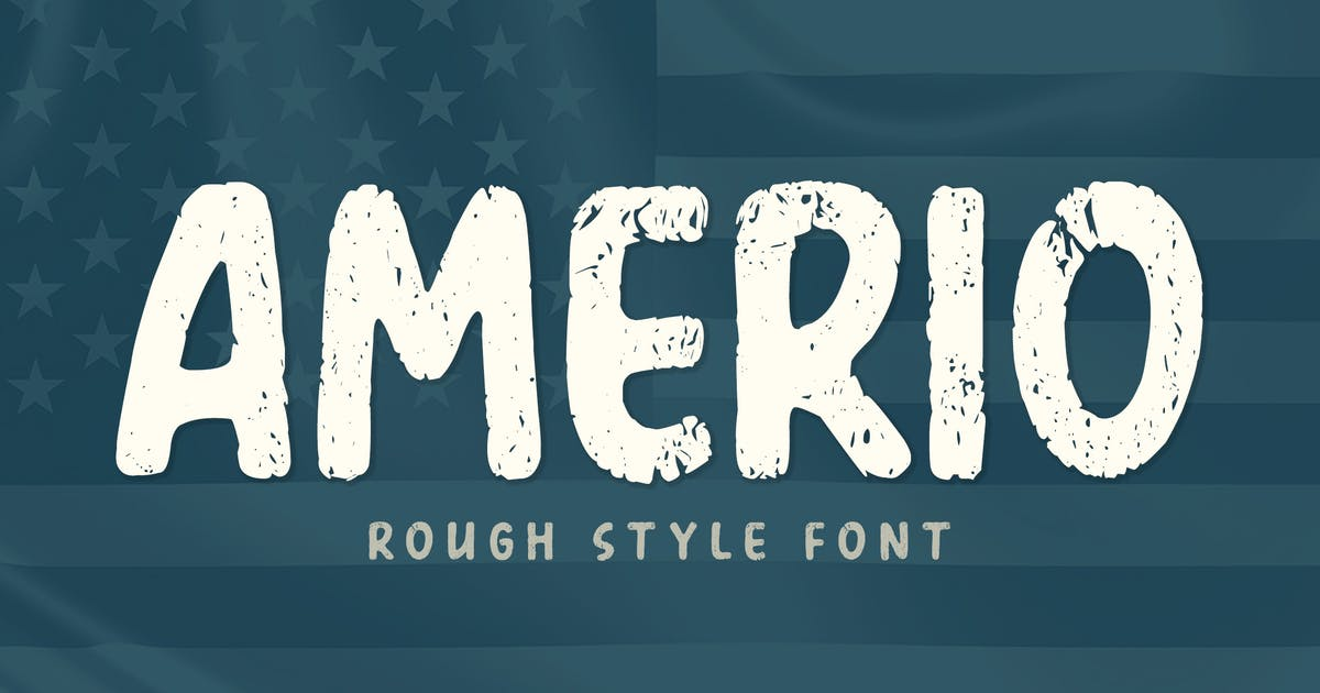 Download Amerio Rough by Subectype