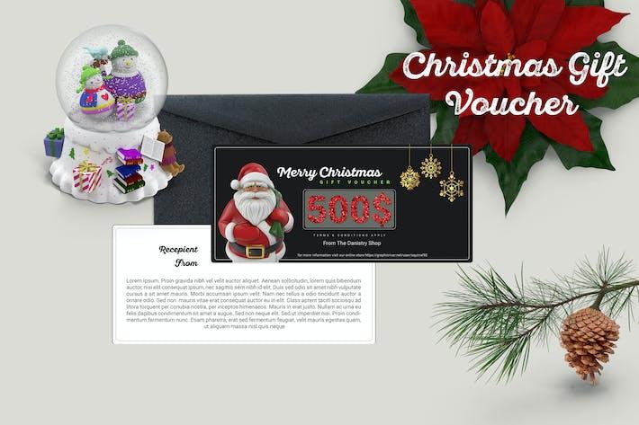 Thumbnail for Christmas Gift Voucher