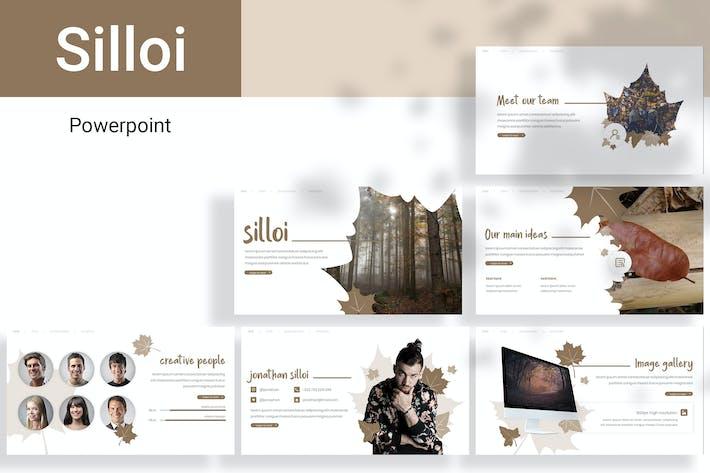 Thumbnail for Silloi Powerpoint