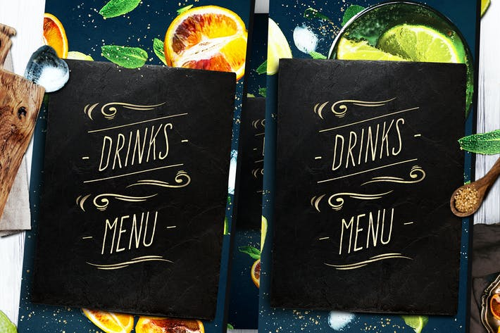 Thumbnail for Drinks Menu