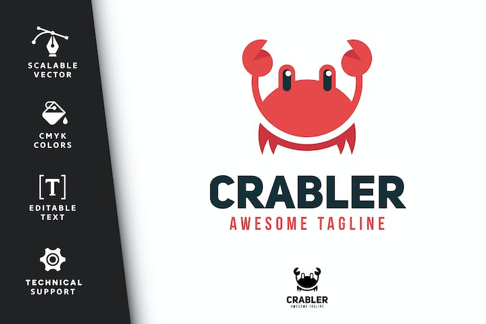 Thumbnail for Crabler Logo