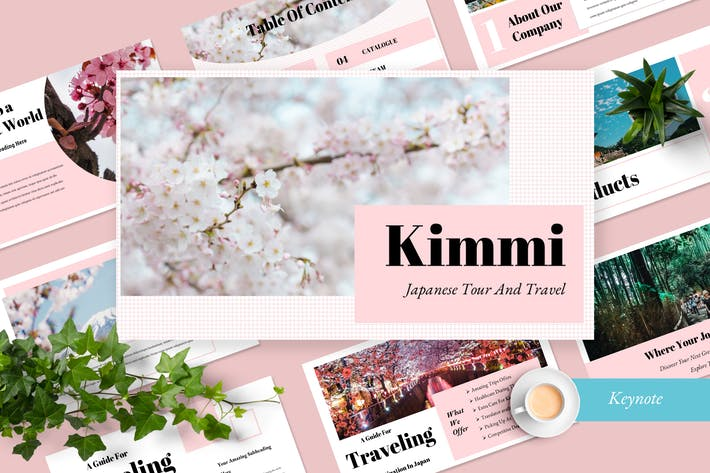 Thumbnail for Kimmi Travel Keynote Presentation
