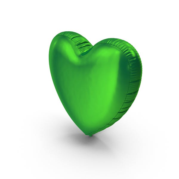 Cover Image for Foil Balloon Heart