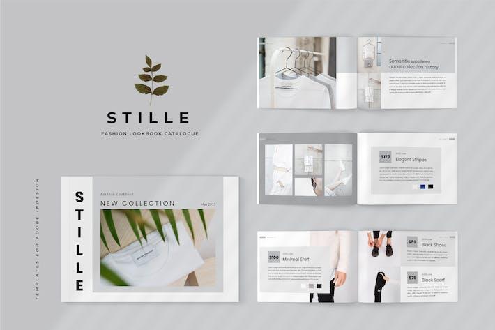 Thumbnail for Stille - Fashion Lookbook Catalogue