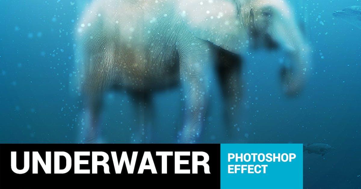 Download Aquarium - Underwater Photoshop Action by profactions