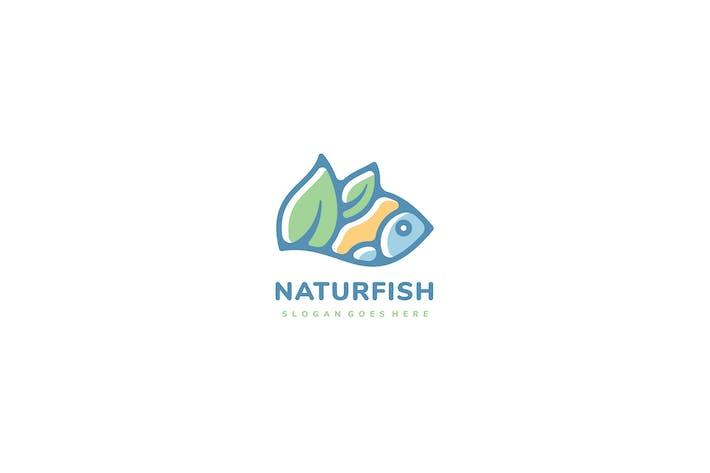 Thumbnail for Nature Fish Logo