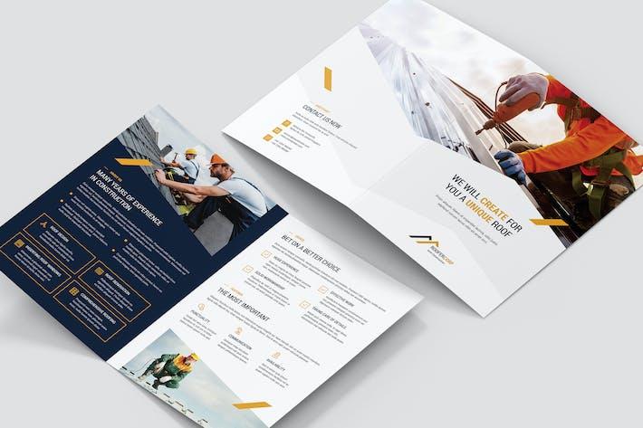 Thumbnail for Brochure – Roofer Bi-Fold