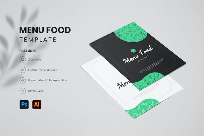 Menü Essen - Pesta 1
