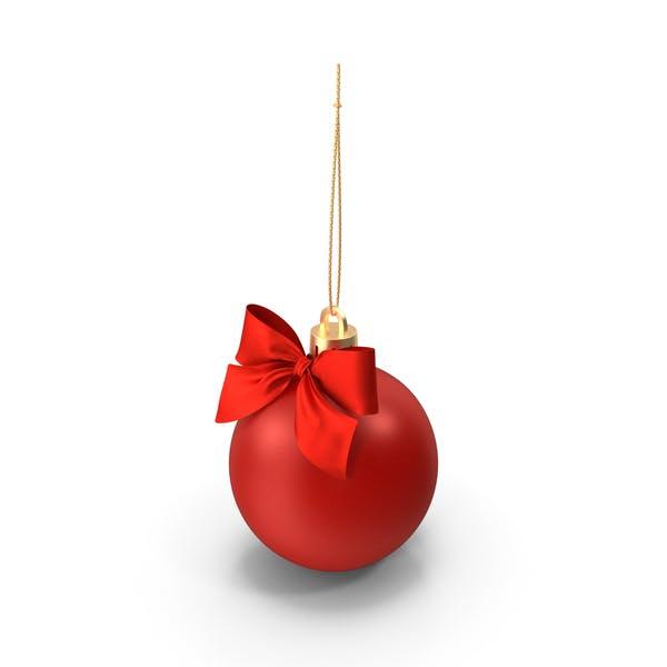 Christmas Ball Mat
