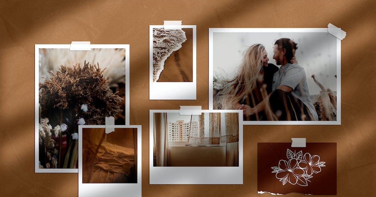 Download Moodboard Mockup by visuelcolonie