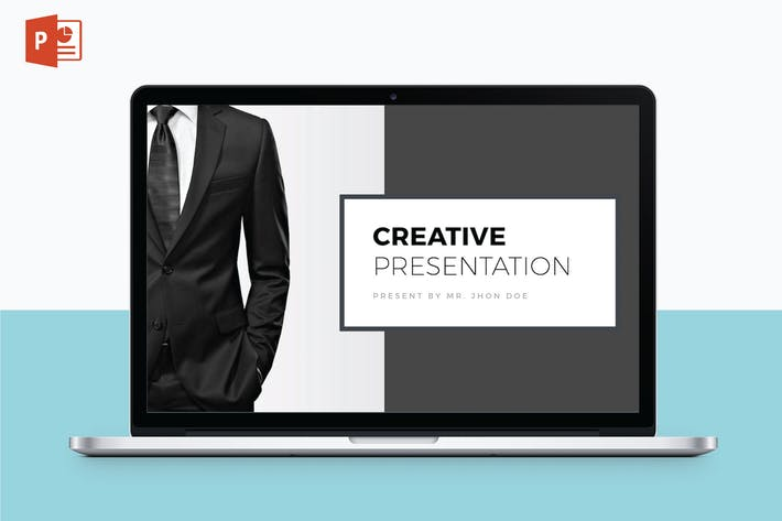 Thumbnail for CREATIVE - Multipurpose PowerPoint Template V38