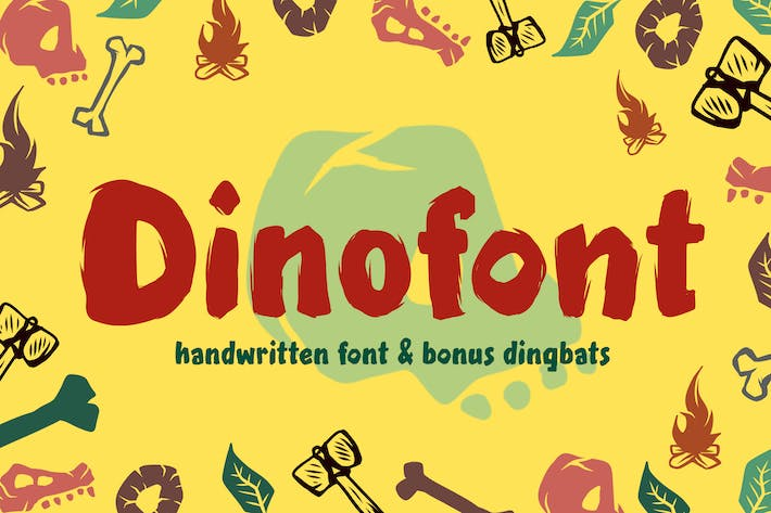 Dinofont Kids Friendly