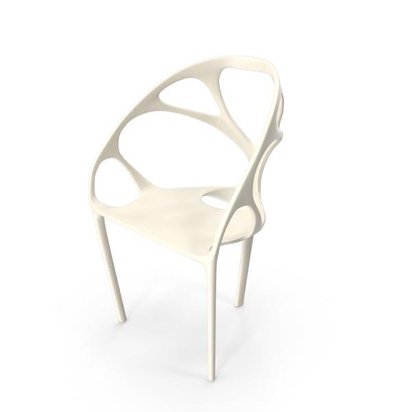 Thumbnail for White Skeleton Chair