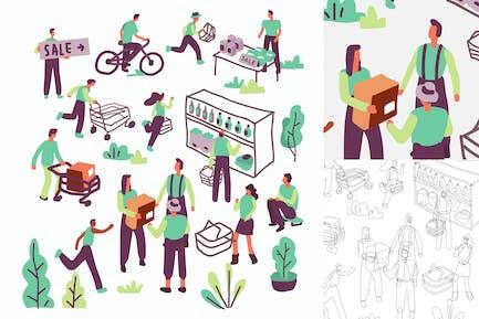 Crecimiento de la economía local
