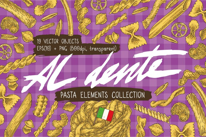 Thumbnail for Pasta Elements Collection
