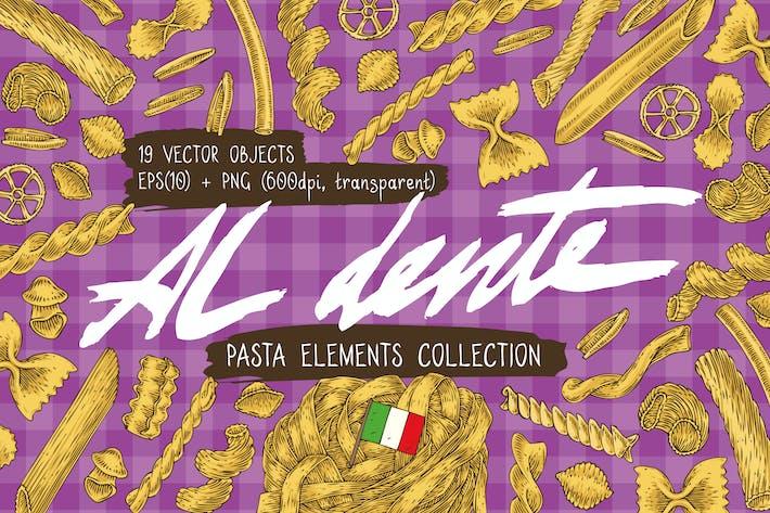 Thumbnail for Colleción Pasta Elementos