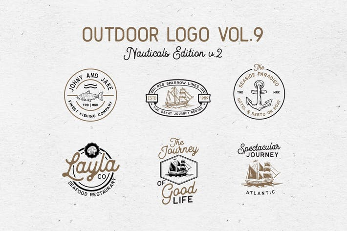 Thumbnail for Outdoor Logo Vol.9
